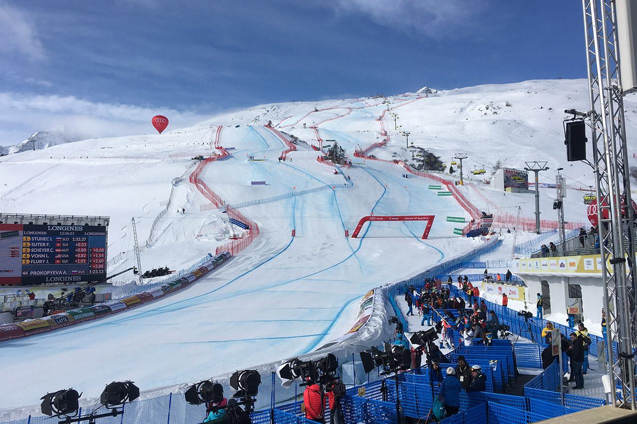 Ski WM 2017 St. Moritz