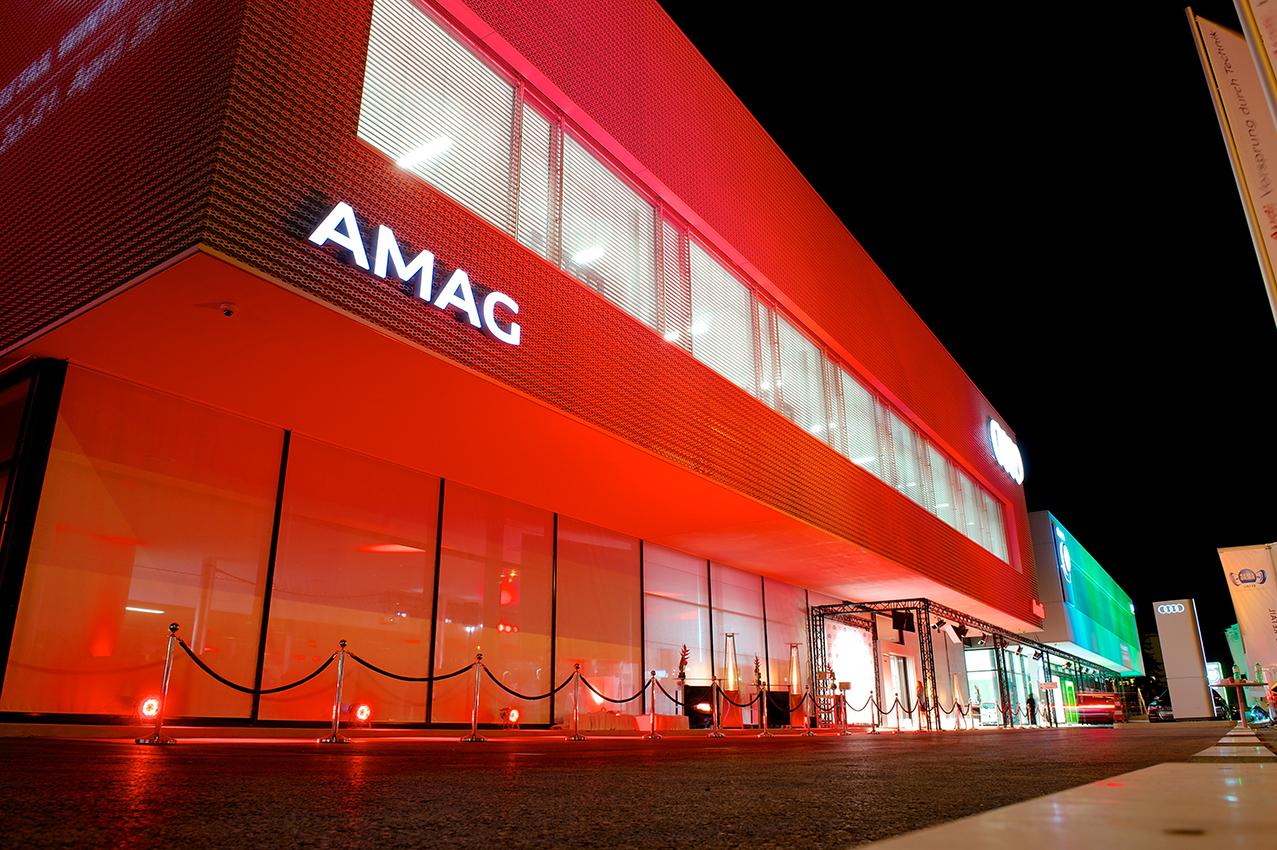 AMAG AUDI Opening