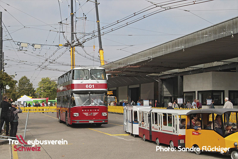 Stadtbus Winterthur Open Doors